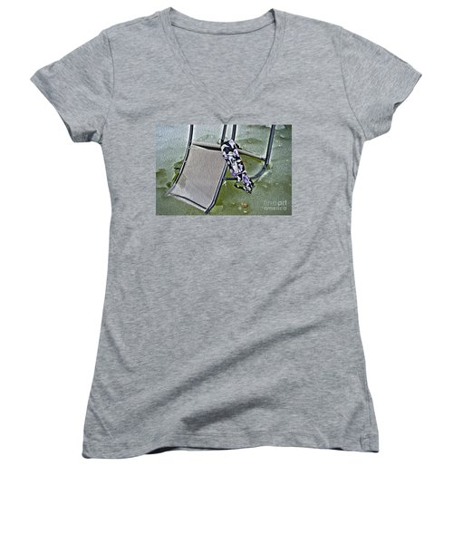 Summer Forgotten Women's V-Neck T-Shirt