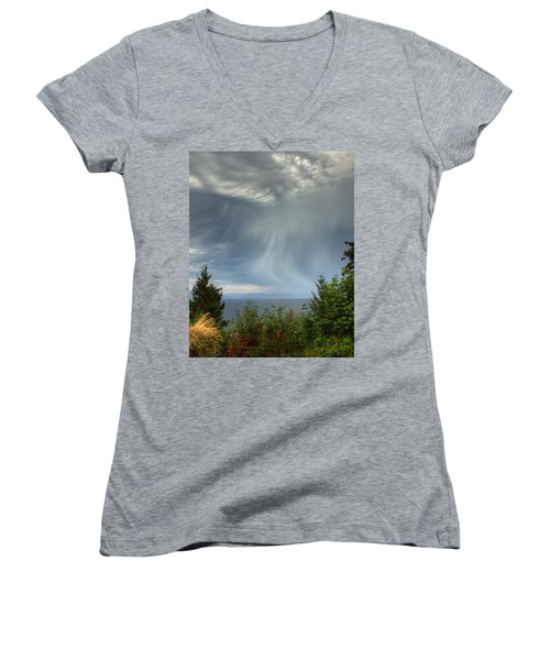 Summer Squall Women's V-Neck