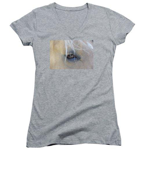 Sweet Soul Women's V-Neck T-Shirt