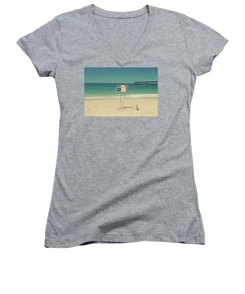 Swim And Surf Women's V-Neck
