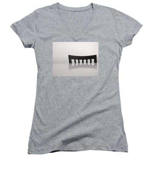 Table And Chair Women's V-Neck T-Shirt