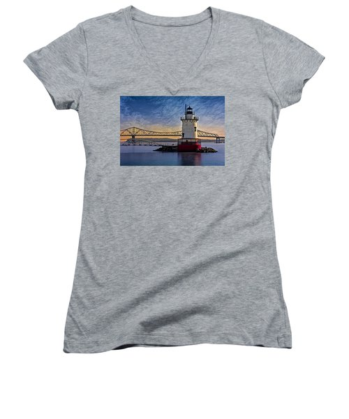 Tarrytown Light Women's V-Neck