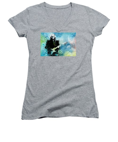Tears In Heaven 3 Women's V-Neck T-Shirt