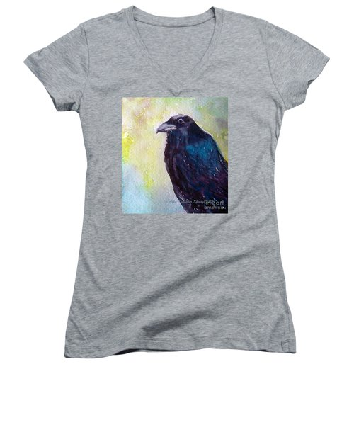The Blue Raven Women's V-Neck