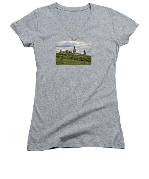 The Castle - Versailles Ky Women's V-Neck T-Shirt