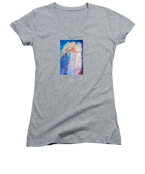 The Guardian Women's V-Neck T-Shirt