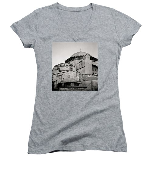 The Hagia Sophia Women's V-Neck