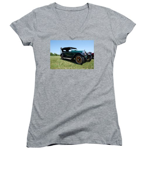 The Mercer Touring Coupe Women's V-Neck (Athletic Fit)