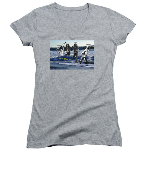The Other Beach Boys Women's V-Neck