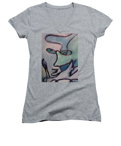 The Perpetrator  Women's V-Neck