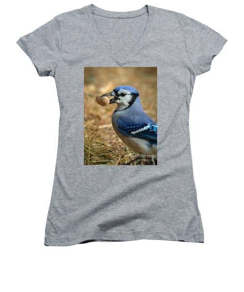The Prize Women's V-Neck T-Shirt