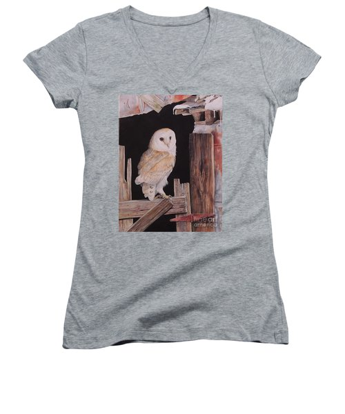 The Resting Place.  Sold Women's V-Neck