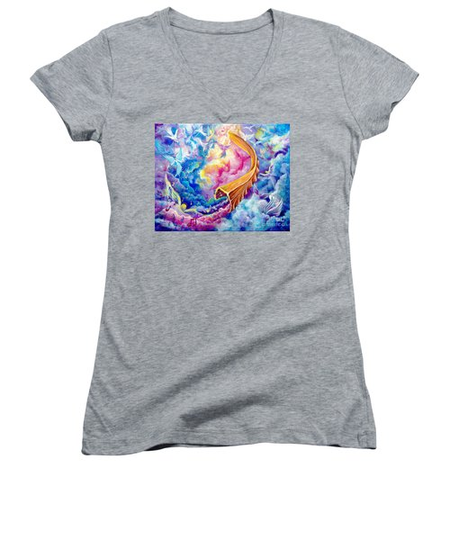 The Shofar Women's V-Neck