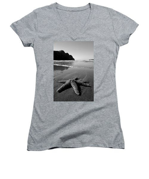 The Starfish Women's V-Neck (Athletic Fit)