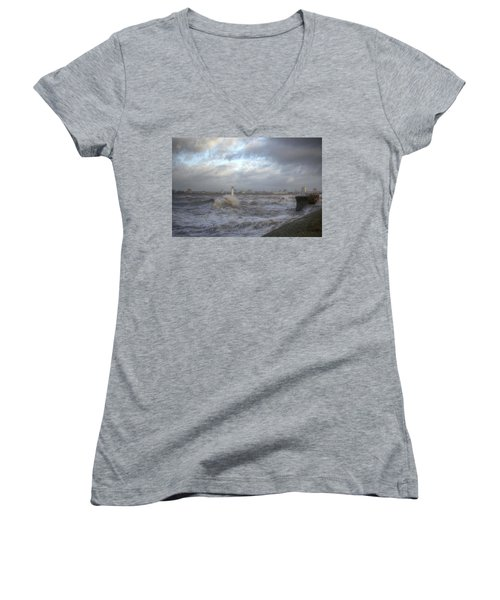 The Wild Mersey 2 Women's V-Neck T-Shirt