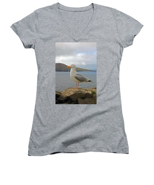 Things Are Looking Up Women's V-Neck