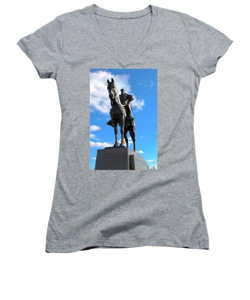 Thomas Jackson Women's V-Neck T-Shirt
