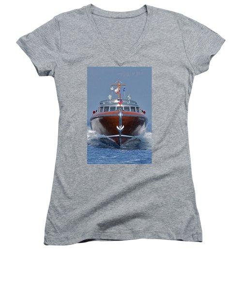 Thunderbird Yacht Women's V-Neck