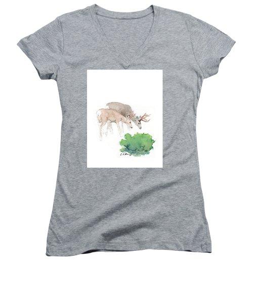 Too Dear Women's V-Neck T-Shirt