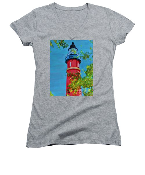 Top Of The House Women's V-Neck