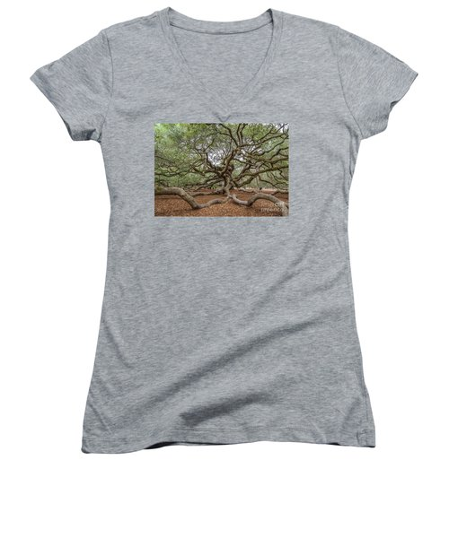Twisted Limbs Women's V-Neck