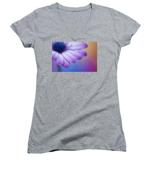 Violet 2 Women's V-Neck T-Shirt