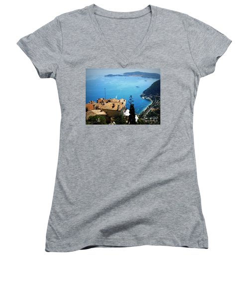 Vista From Eze Women's V-Neck T-Shirt
