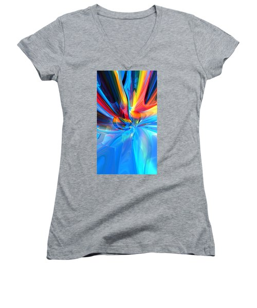 Weather Or Knot H 1 Women's V-Neck