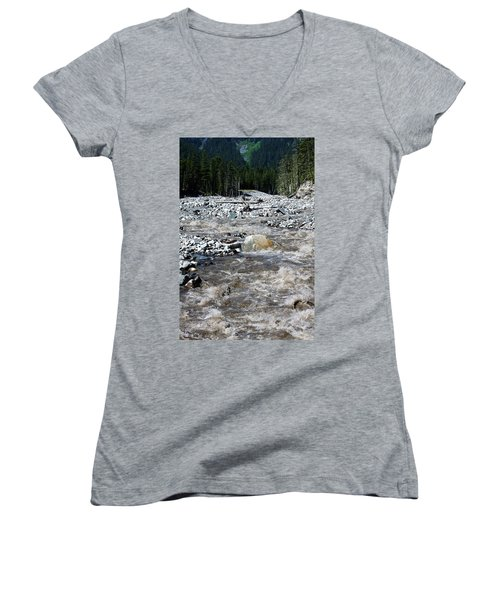 Wild River Women's V-Neck (Athletic Fit)