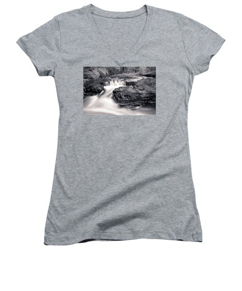 Wilderness River Women's V-Neck T-Shirt