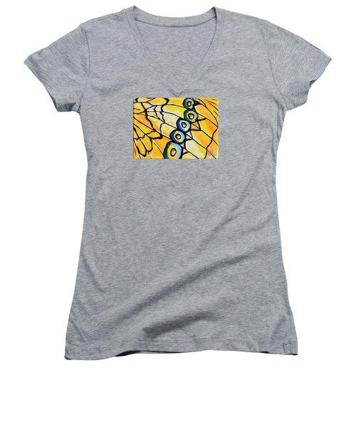 Wing Women's V-Neck T-Shirt