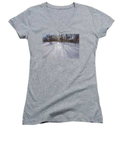 Winter Hill Women's V-Neck T-Shirt