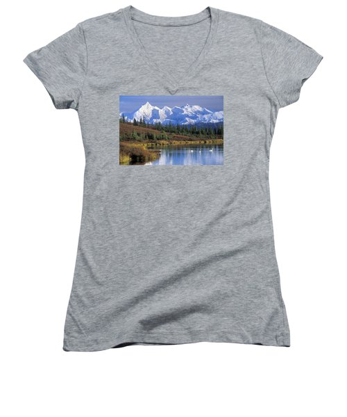 Wonder Lake 2 Women's V-Neck
