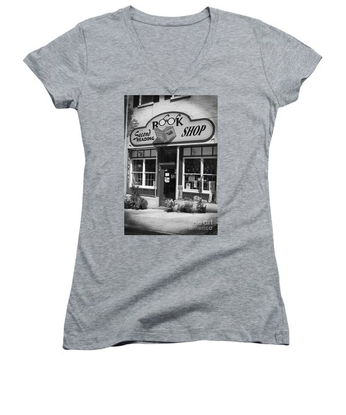 You Read Me Like A Book Women's V-Neck