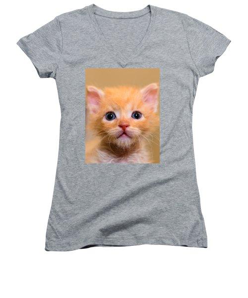 Kitty Women's V-Neck