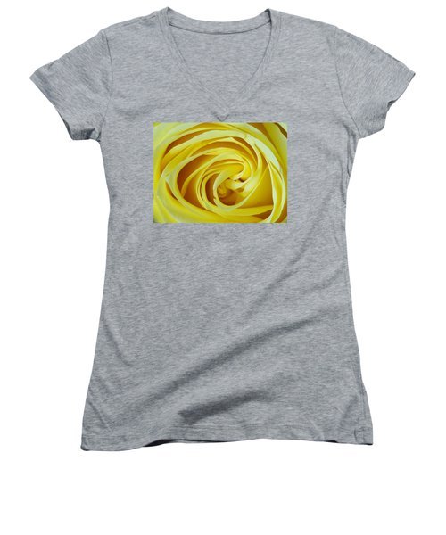 A Grandmother's Love Women's V-Neck (Athletic Fit)