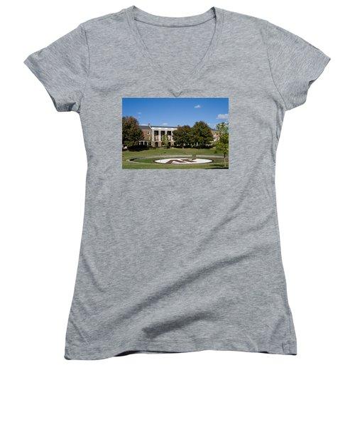 Austin Peay State University Women's V-Neck