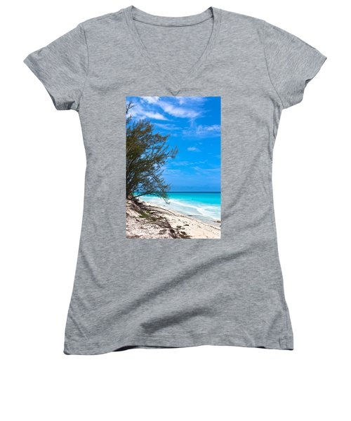 Bimini Beach Women's V-Neck