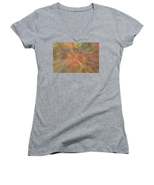 Dandelion Women's V-Neck