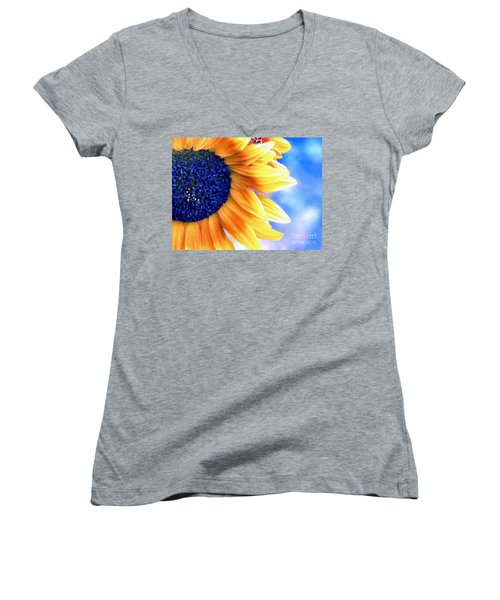 Delight Women's V-Neck T-Shirt