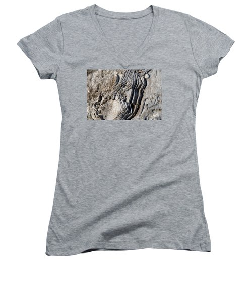 Driftwood Women's V-Neck (Athletic Fit)