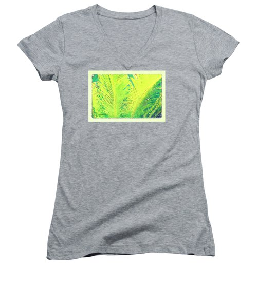 Ferns Women's V-Neck