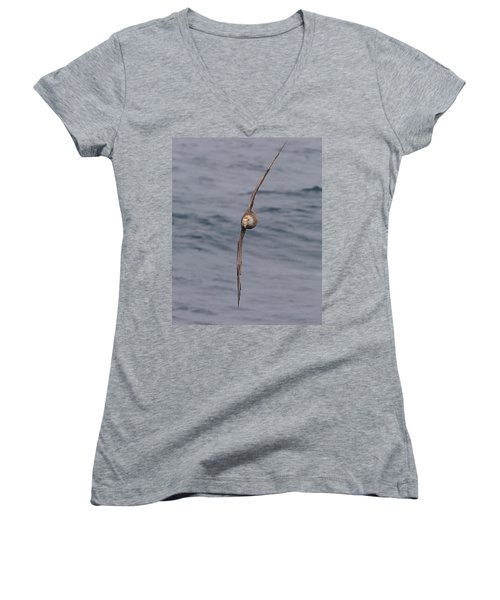 Into The Wind Women's V-Neck