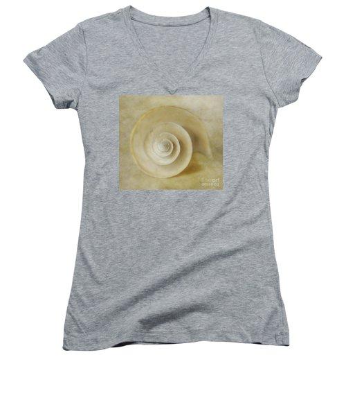 Japanese Wonder Shell Women's V-Neck T-Shirt
