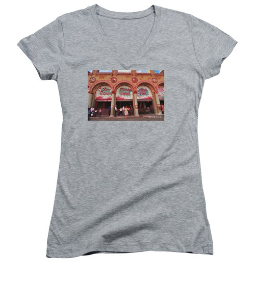 Lola Starr Dreamland Women's V-Neck T-Shirt