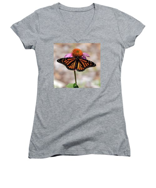 Monarch Women's V-Neck (Athletic Fit)