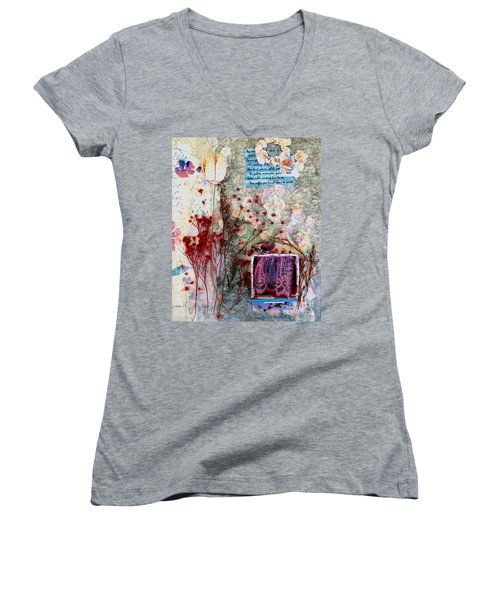 My Stage Women's V-Neck T-Shirt