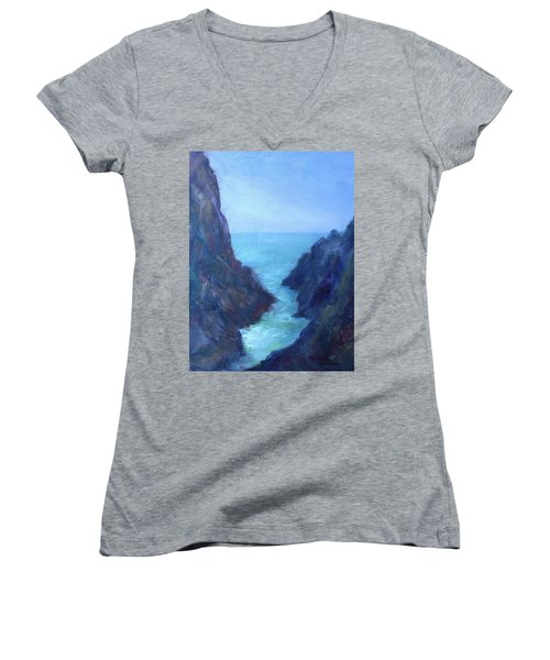Ocean Chasm Women's V-Neck