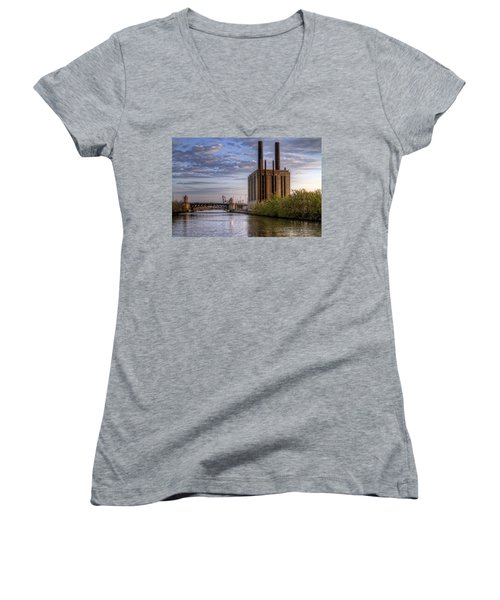 Old But Not Forgotten Women's V-Neck T-Shirt