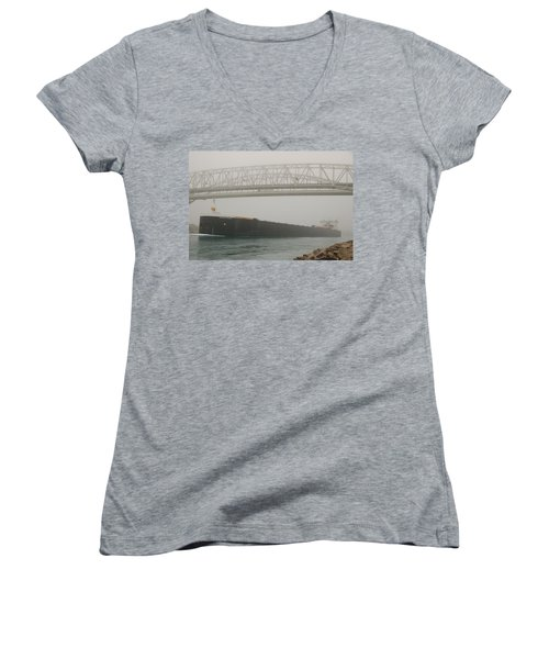 Only A Stones Throw Away Women's V-Neck